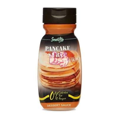 SERVIVITA Sirope de Pancake Sin Calorías 320 ml