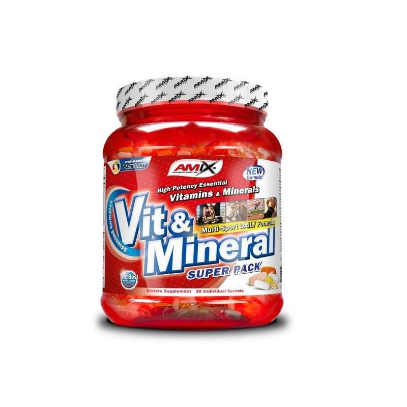 Vit&Mineral Super Pack