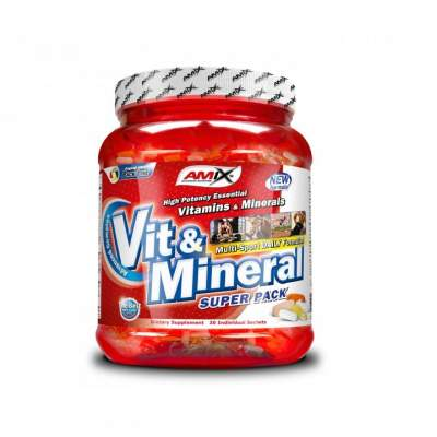 Vit&Mineral Super Pack