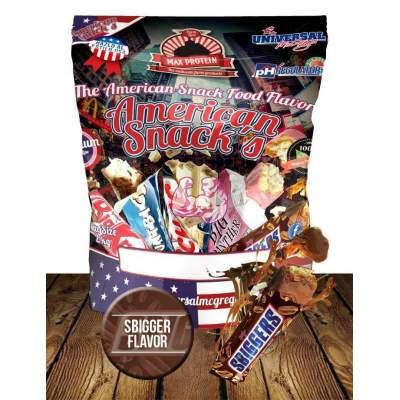 AMERICAN SNACK- SBIGGERS 2kg
