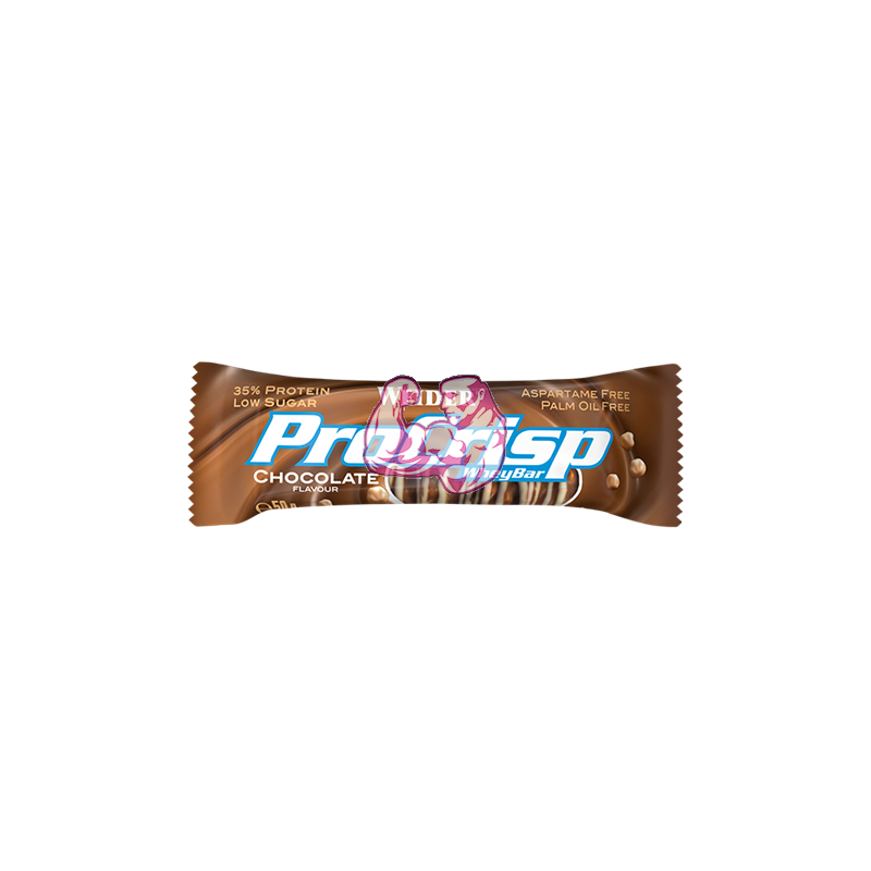 PROCRISP BAR CHOCOLATE 50GR