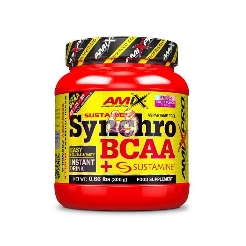 SYNCHRO BCAA + SUSTAMINE® DRINK