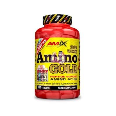 WHEY AMINO GOLD CPS.