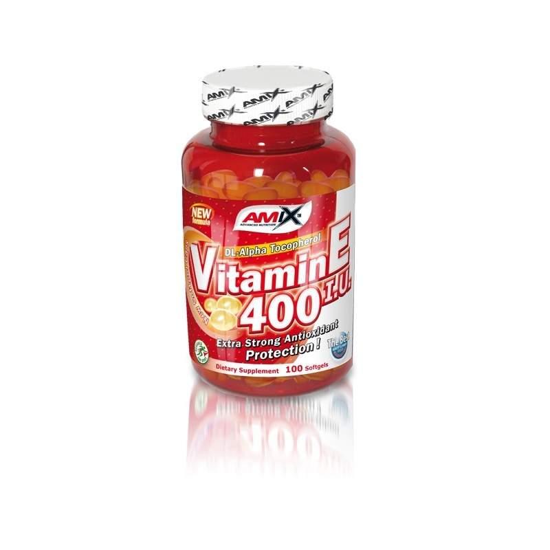 Vitamin E 400 soft.