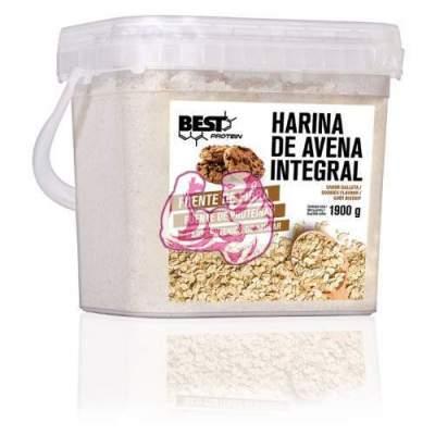 HARINA DE AVENA INTEGRAL 1900 G