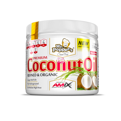 Mr. Popper´s® Coconut Oil Peso Neto: 300 g.
