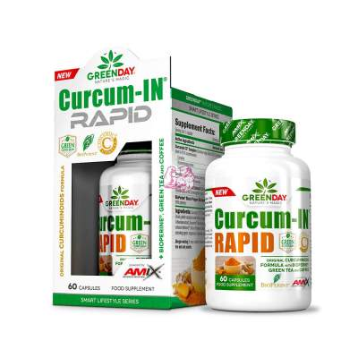 Green Day® Curcum-IN® Rapid ( Curcuma )
