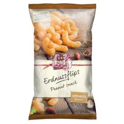 Chips de cacahuete 125gr.