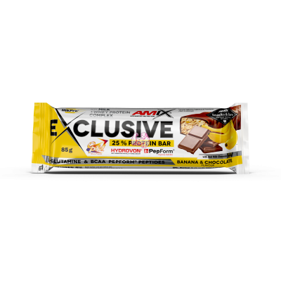 EXCLUSIVE PROTEIN BAR 85Gr.