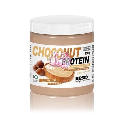 CHOCO NUT PROTEIN WHITE 250Gr