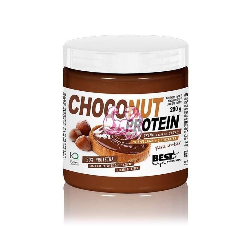 CHOCO NUT PROTEIN 250Gr