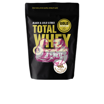 Gold Nutrition Total Whey 260 gr