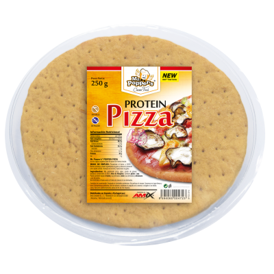 PROTEIN PIZZA 250Gr.