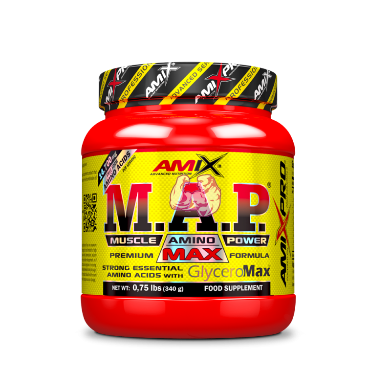 M.A.P® WITH GLYCEROMAXTM