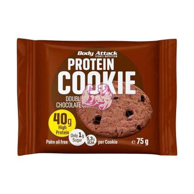 Protein cookie 75Gr Double Chocolate Chip
