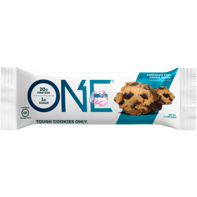 BARRITA OH YEAH! ONE SABOR CHOCO CHIP COOKIE DOUGH 60 G