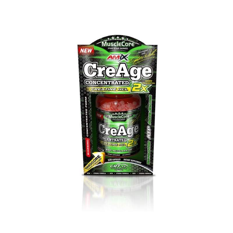 CreAge Creatnie HCL