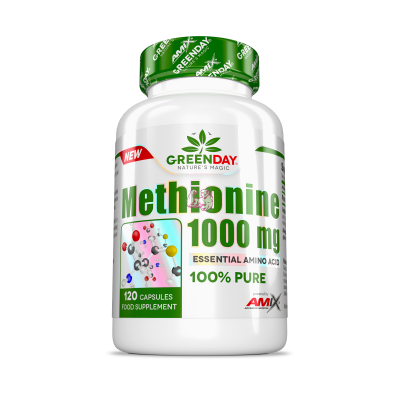 GreenDay® Methionine 1000 mg 120Cap.
