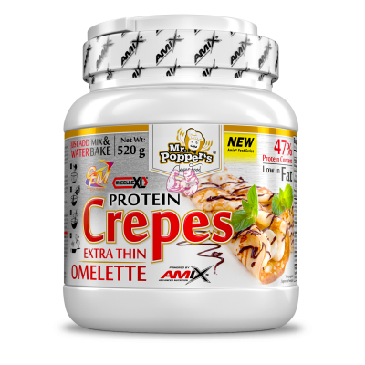 Mr. Popper´s® Protein Crepes