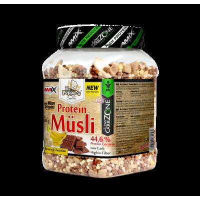 Mr. Popper´s® Protein Müsli 500Gr.