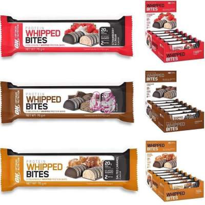 Barritas Protein Whipped Bites 76 gr