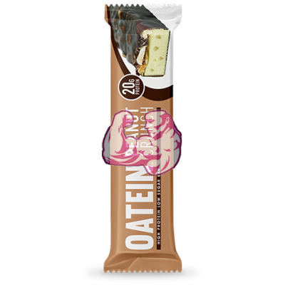 OATEIN LOW SUGAR PROTEIN BAR 60G PEANUT CRUNCH