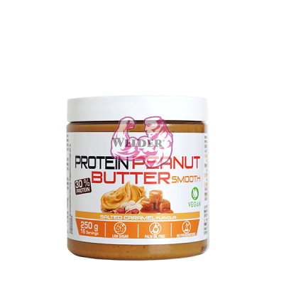 PROTEIN PEANUT BUTTER 250Gr. CARAMELO SALADO
