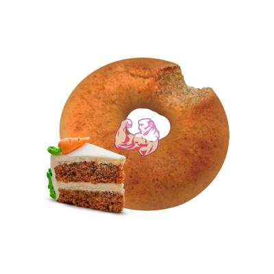 MR. YUMMY CARROT CAKE BAGEL 60G