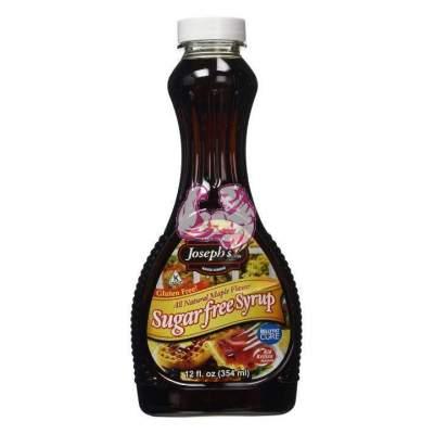 Joseph´s Syrup con Aroma natural de Arce – 0% Azúcares