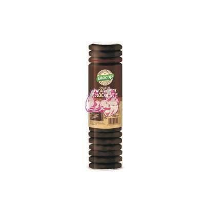 Galleta cacao con chips de chocolate Biocop 250 g