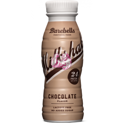 BAREBELLS BATIDO CHOCOLATE 330ML.
