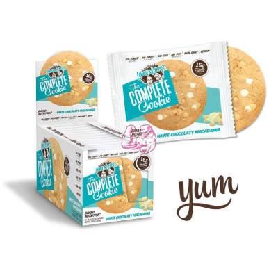 Lenny & Larry's Complete Cookie White Chocolaty Macadamia