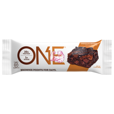 BARRITA OH YEAH! ONE SABOR BROWNIE 60 G