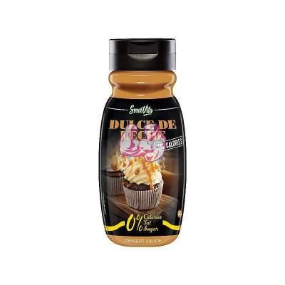 Servivita Salsa Dulce de Leche sin Calorias 320 ml