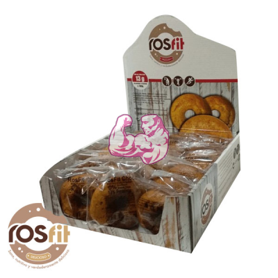 Rosfit - Rosquillas Saludables