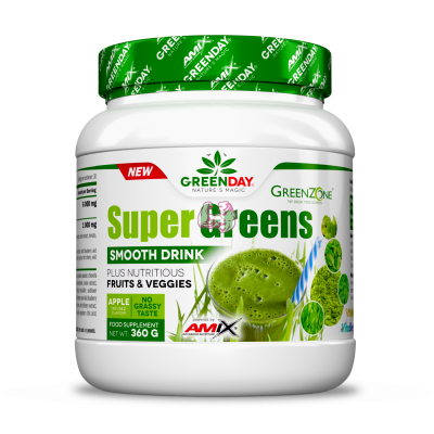 GreenDay® Super Greens Smooth Drink
