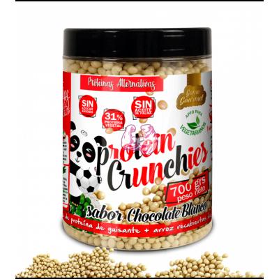 Protein Crunchies Chocolate Blanco 700gr