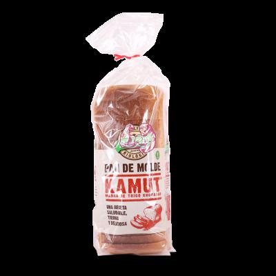 Pan de molde blando Kamut blanco Biocop 400 g