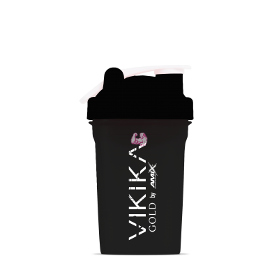SHAKER BLACK VIKIKA GOLD