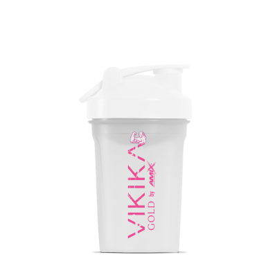 SHAKER PINK VIKIKA GOLD 400ML