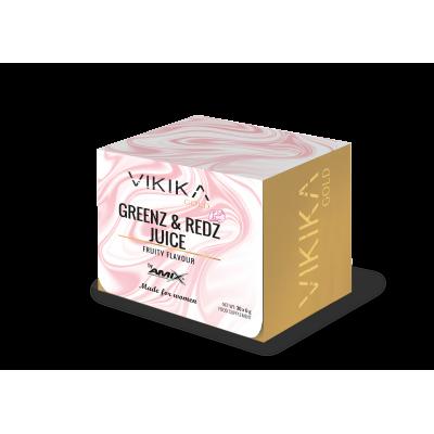 GREENZ & REDZ VIKIKA GOLD