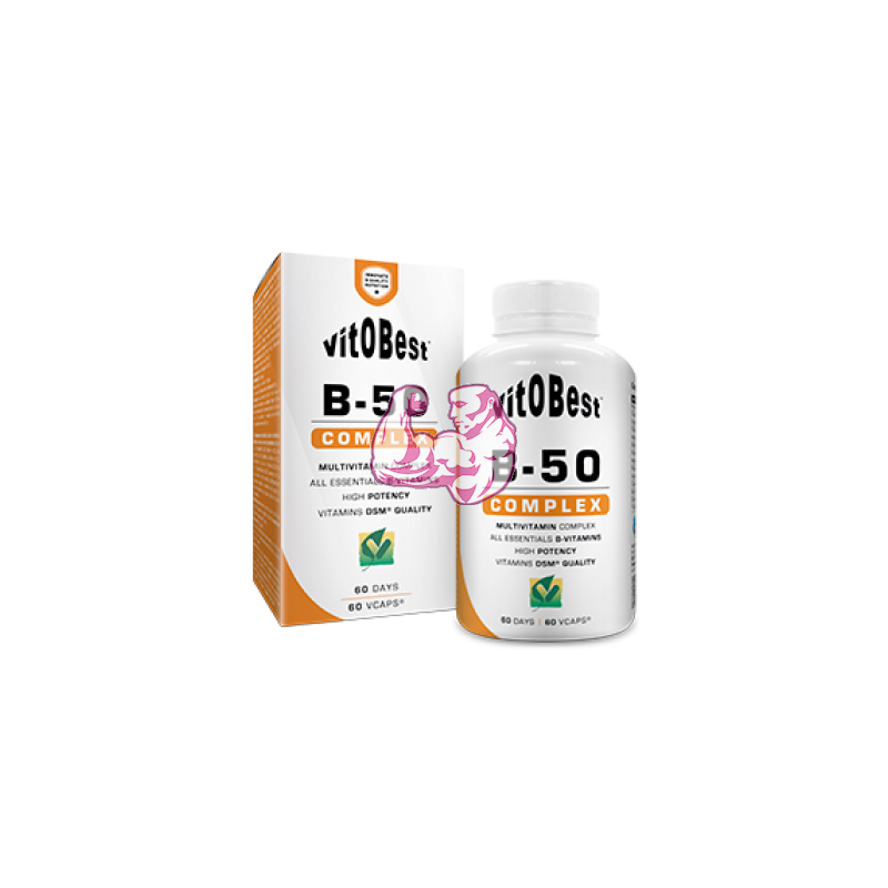 B-50 Complex Health Plus