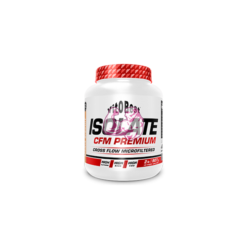 ISO PROTEIN (100% PROTEINA ISOLATE)
