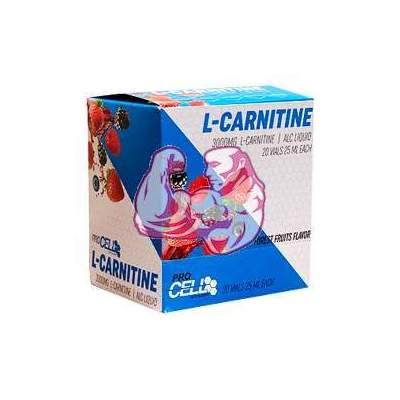 L-Carnitina viales 25 ml