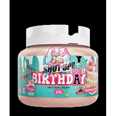 Crema proteica sabor tarta de cumpleaños 250Gr.