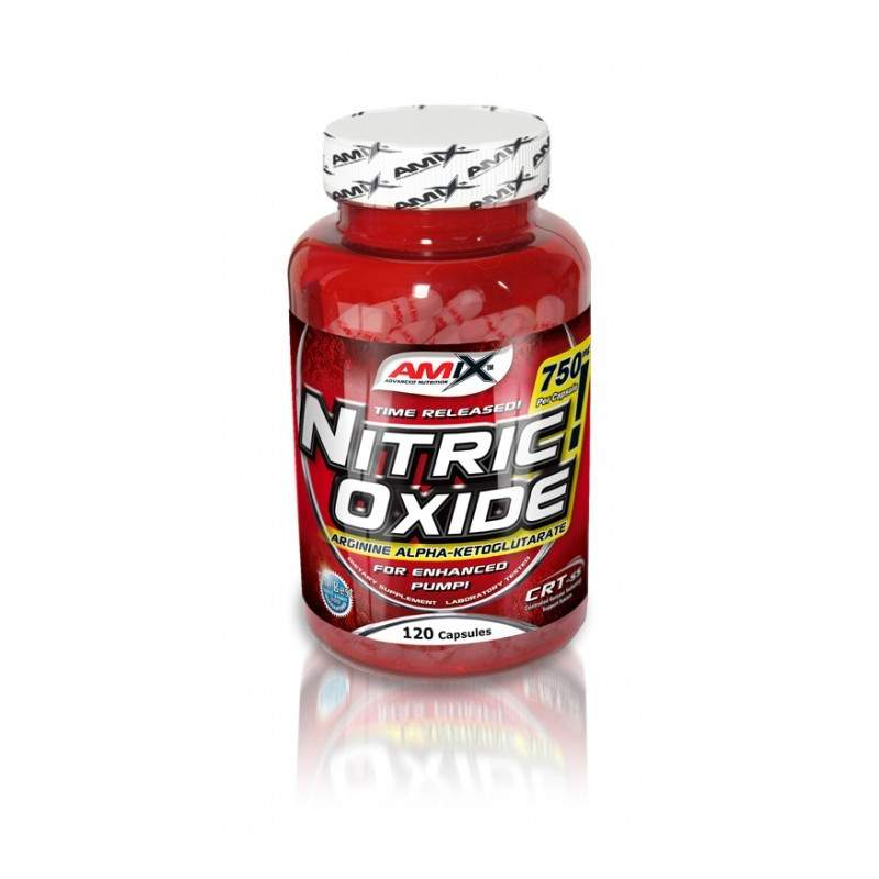 Nitric Oxide cps.