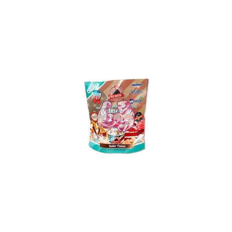 Harina de Avena sabor Butter Peanut 3 Kg