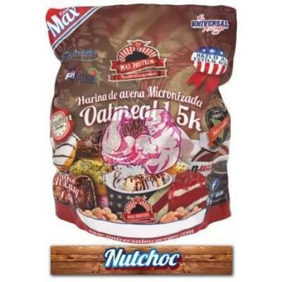 Harina de Avena sabor NutChoc (Nutella) 1.5 Kg