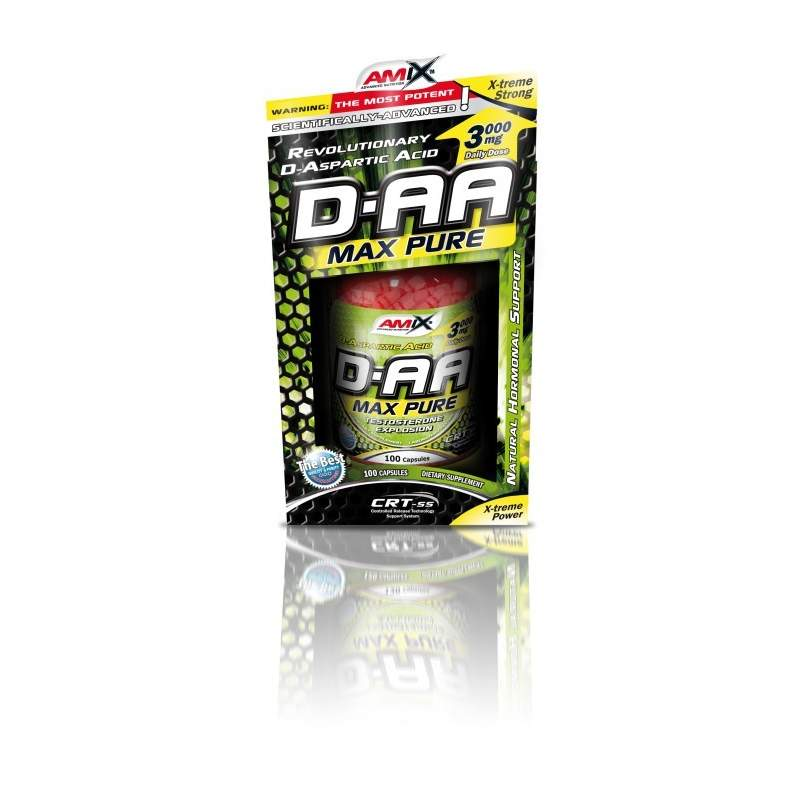 D-AA MAX PURE 100 cps.