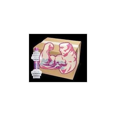 AQUA FIT PH9+ de edicion limitada en forma de mancuerna en color Rosa de 0,5L.